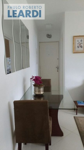 apartamento brooklin  - são paulo - ref: 493309