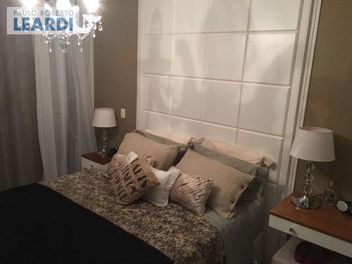 apartamento brooklin  - são paulo - ref: 493956