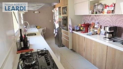 apartamento brooklin  - são paulo - ref: 495677