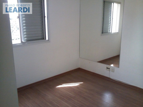 apartamento brooklin  - são paulo - ref: 496271