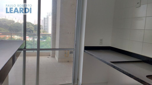 apartamento brooklin  - são paulo - ref: 497809