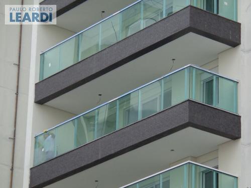 apartamento brooklin  - são paulo - ref: 498745