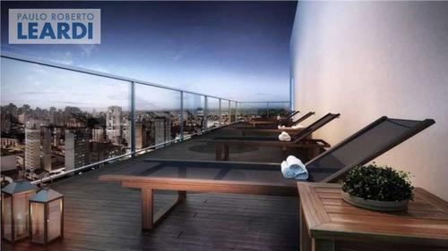 apartamento brooklin  - são paulo - ref: 498900