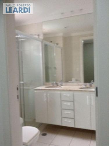 apartamento brooklin  - são paulo - ref: 499821