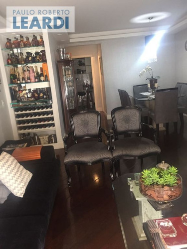 apartamento brooklin  - são paulo - ref: 500189