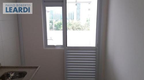 apartamento brooklin  - são paulo - ref: 500213