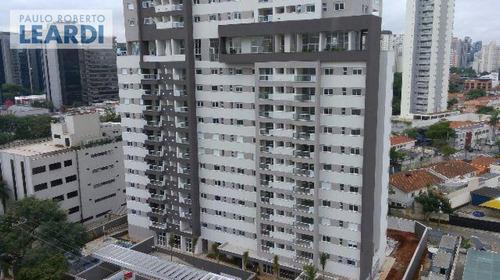 apartamento brooklin  - são paulo - ref: 500214