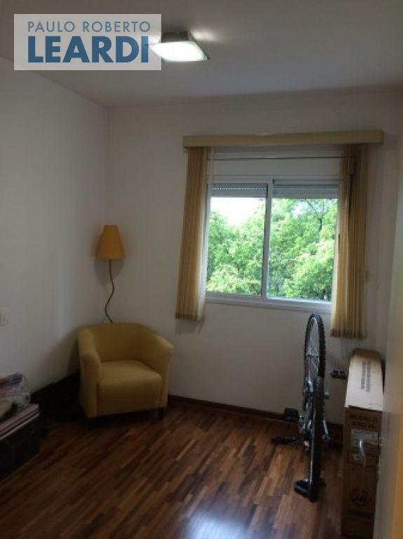 apartamento brooklin  - são paulo - ref: 501442