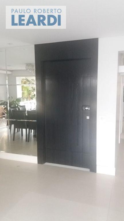 apartamento brooklin  - são paulo - ref: 502948