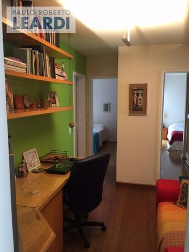 apartamento brooklin  - são paulo - ref: 503396