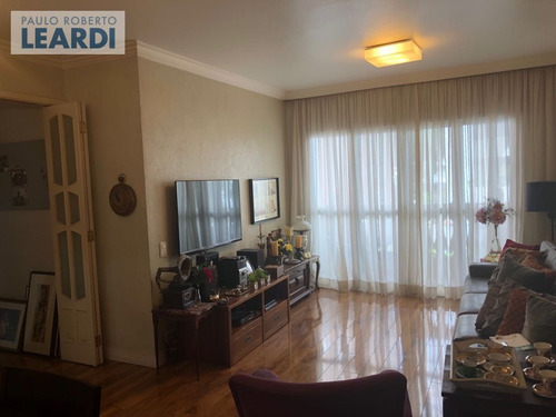 apartamento brooklin  - são paulo - ref: 503408