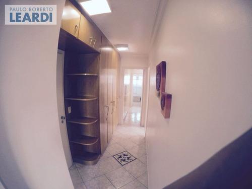 apartamento brooklin  - são paulo - ref: 523499