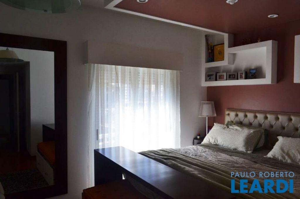 apartamento brooklin  - são paulo - ref: 524002