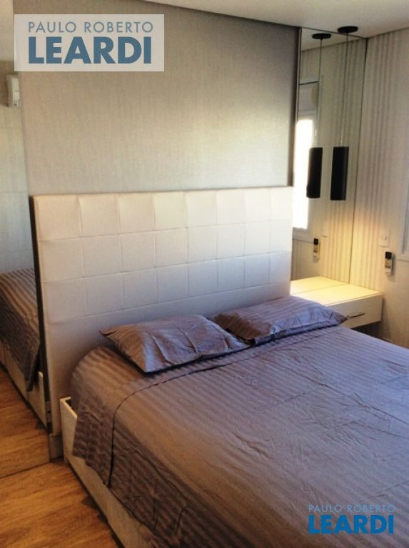 apartamento brooklin  - são paulo - ref: 525409