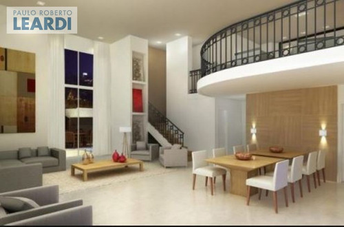 apartamento brooklin  - são paulo - ref: 528667