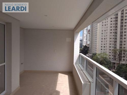 apartamento brooklin  - são paulo - ref: 529635
