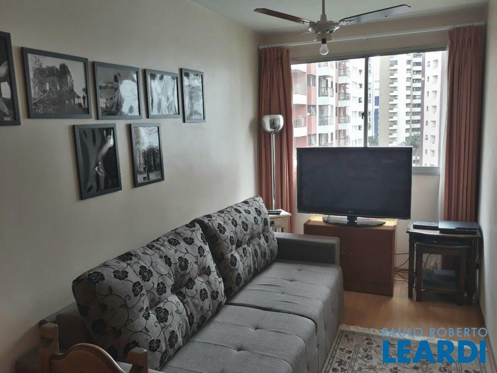 apartamento brooklin  - são paulo - ref: 532899