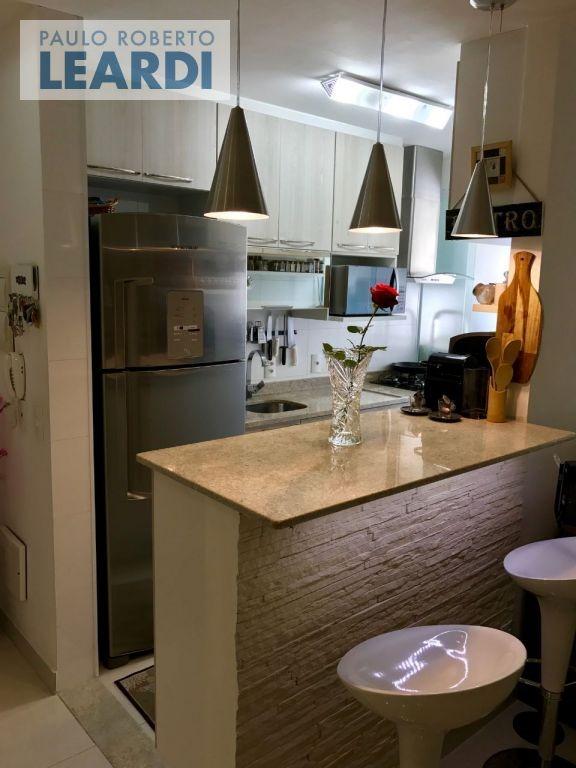 apartamento brooklin  - são paulo - ref: 534463