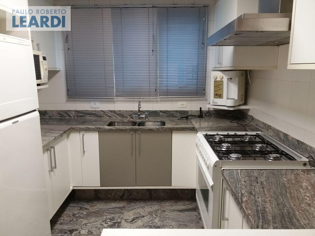 apartamento brooklin  - são paulo - ref: 535226