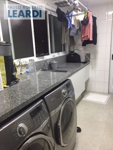 apartamento brooklin  - são paulo - ref: 537962