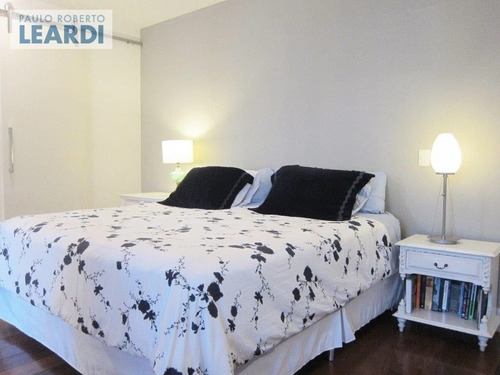 apartamento brooklin  - são paulo - ref: 538489
