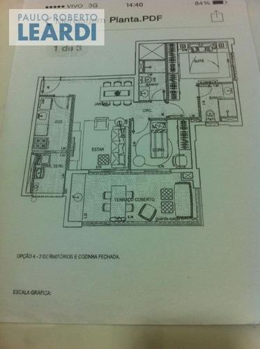 apartamento brooklin  - são paulo - ref: 539149