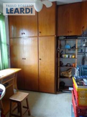 apartamento brooklin  - são paulo - ref: 540472