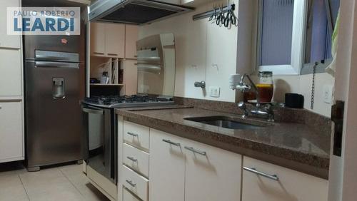 apartamento brooklin  - são paulo - ref: 541903