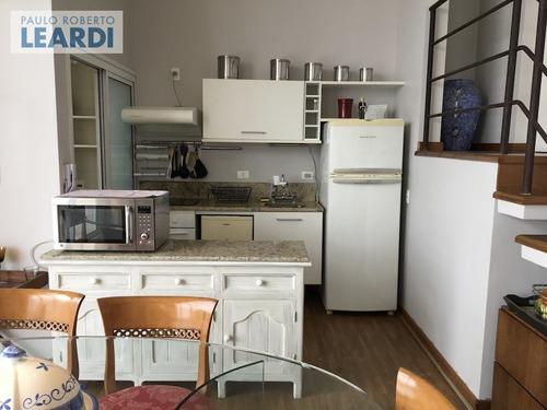 apartamento brooklin  - são paulo - ref: 546321