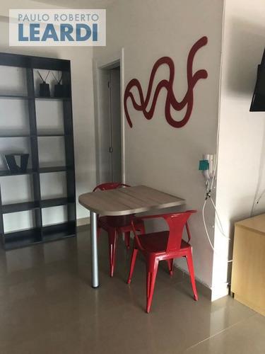 apartamento brooklin  - são paulo - ref: 546762