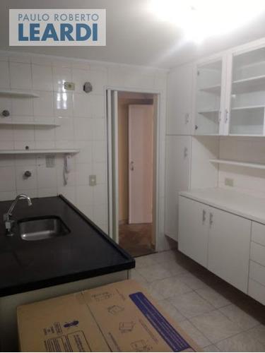 apartamento brooklin  - são paulo - ref: 547099