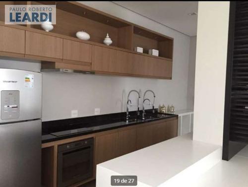 apartamento brooklin  - são paulo - ref: 549025