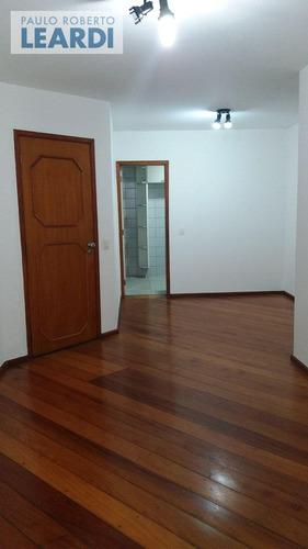 apartamento brooklin  - são paulo - ref: 549382