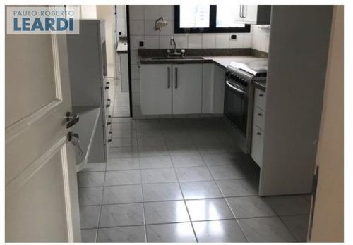 apartamento brooklin  - são paulo - ref: 551114
