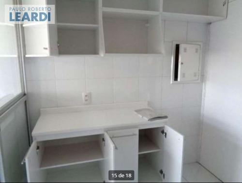 apartamento brooklin  - são paulo - ref: 551963