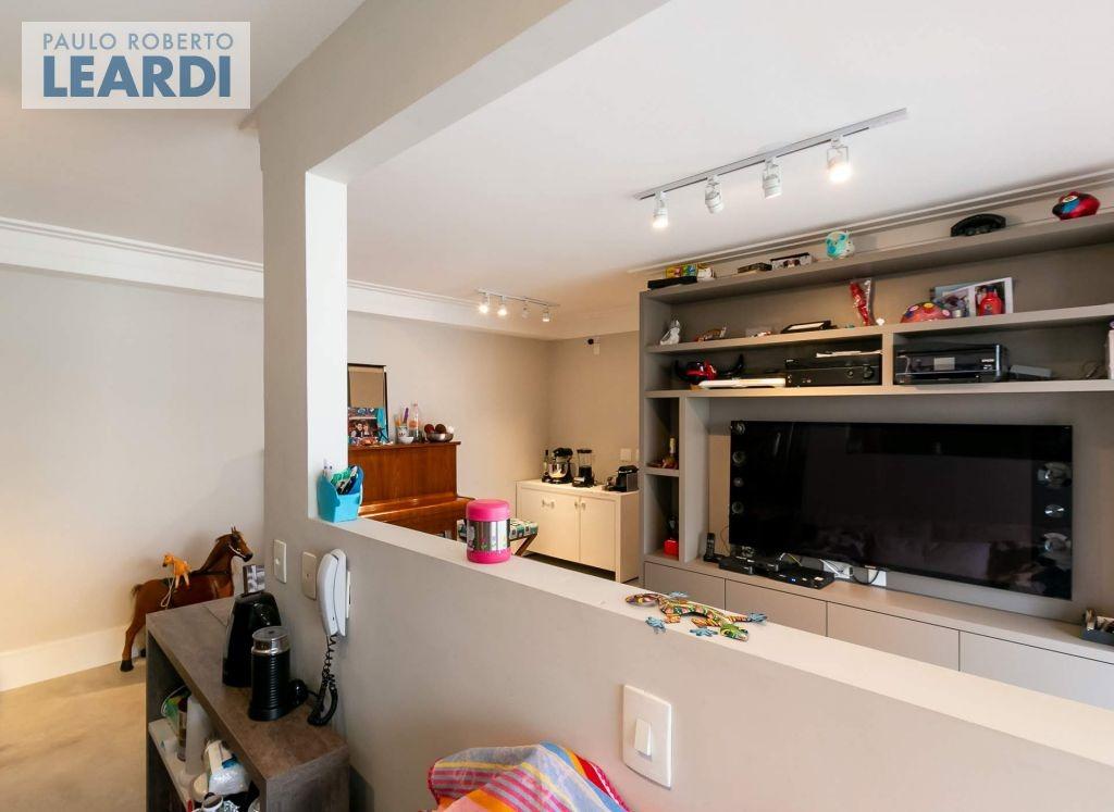 apartamento brooklin  - são paulo - ref: 553763