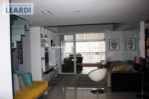 apartamento brooklin  - são paulo - ref: 555277