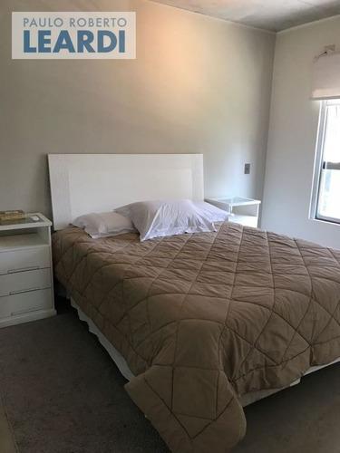 apartamento brooklin  - são paulo - ref: 555843