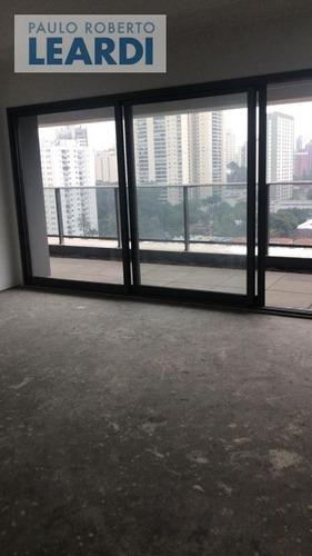 apartamento brooklin  - são paulo - ref: 556337