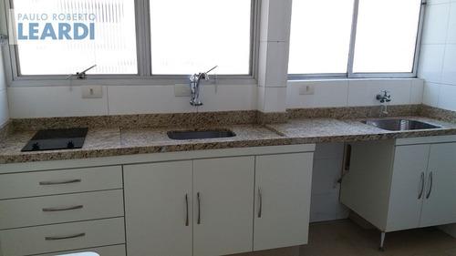 apartamento brooklin  - são paulo - ref: 558142