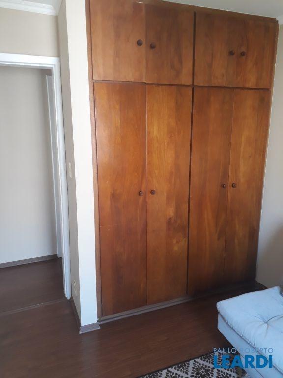 apartamento brooklin  - são paulo - ref: 563984