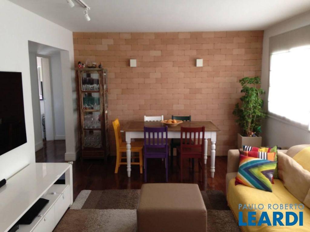 apartamento brooklin  - são paulo - ref: 566515