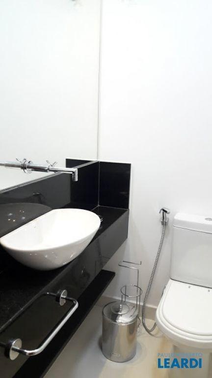 apartamento - brooklin  - sp - 496586