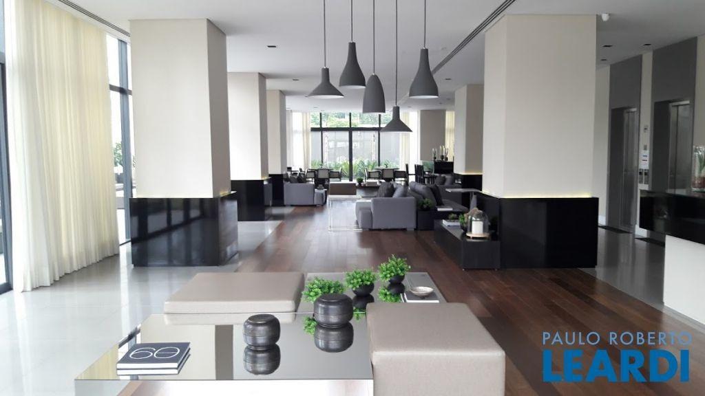 apartamento - brooklin  - sp - 496589