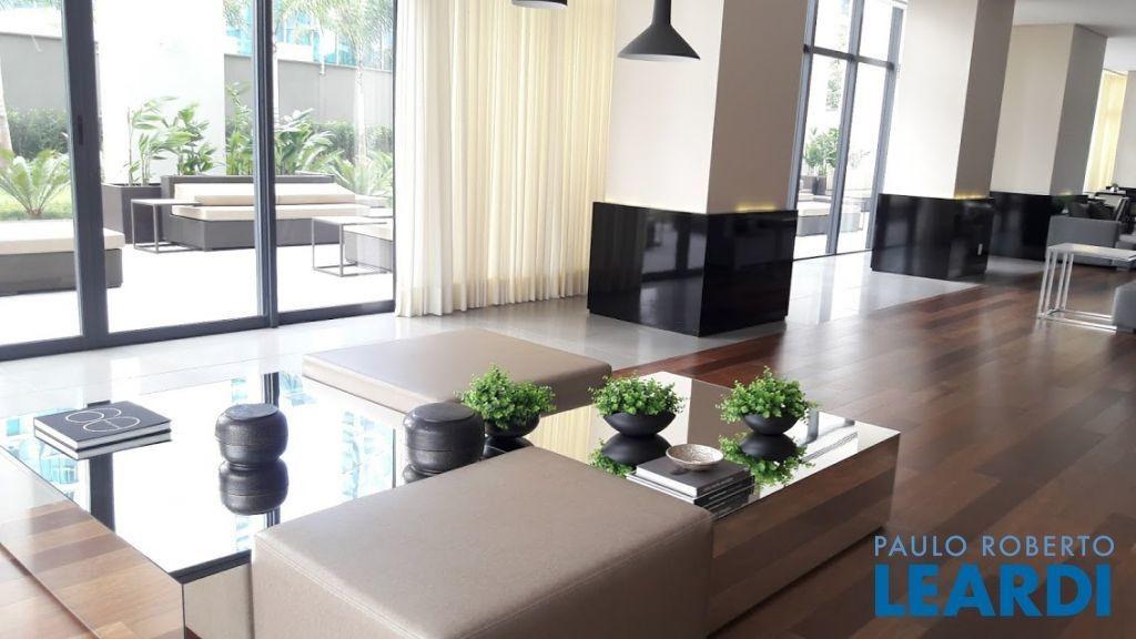 apartamento - brooklin  - sp - 496594