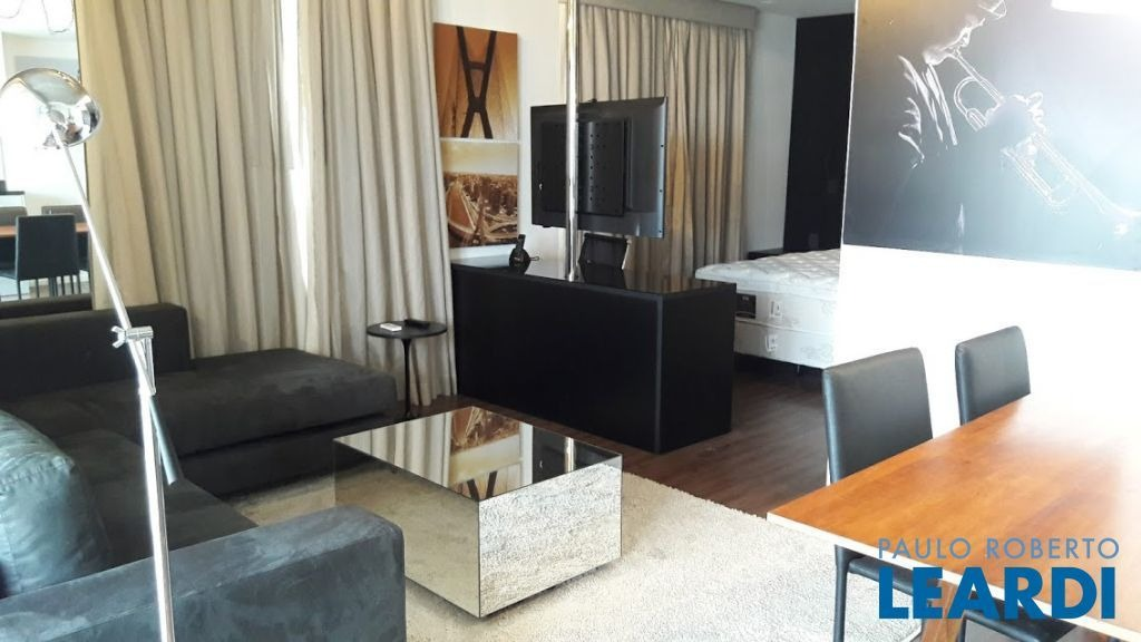 apartamento - brooklin  - sp - 496598
