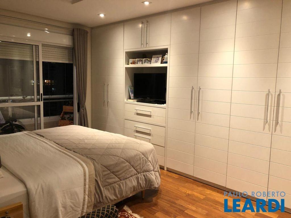 apartamento - brooklin  - sp - 591551