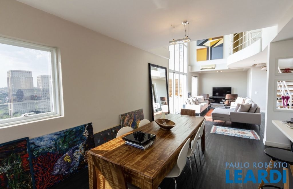 apartamento - brooklin  - sp - 591715