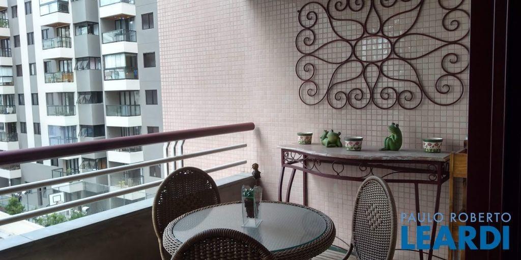apartamento - brooklin  - sp - 597363