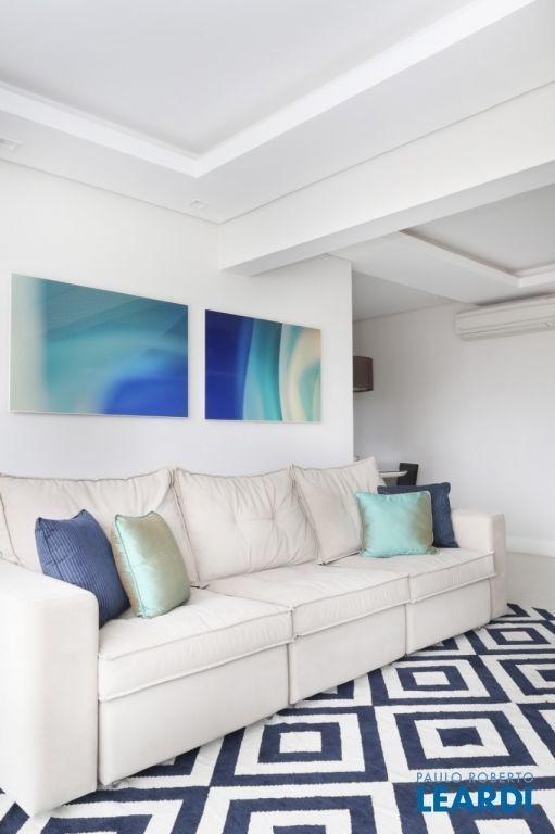 apartamento - brooklin  - sp - 599213